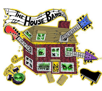 House Band Logo