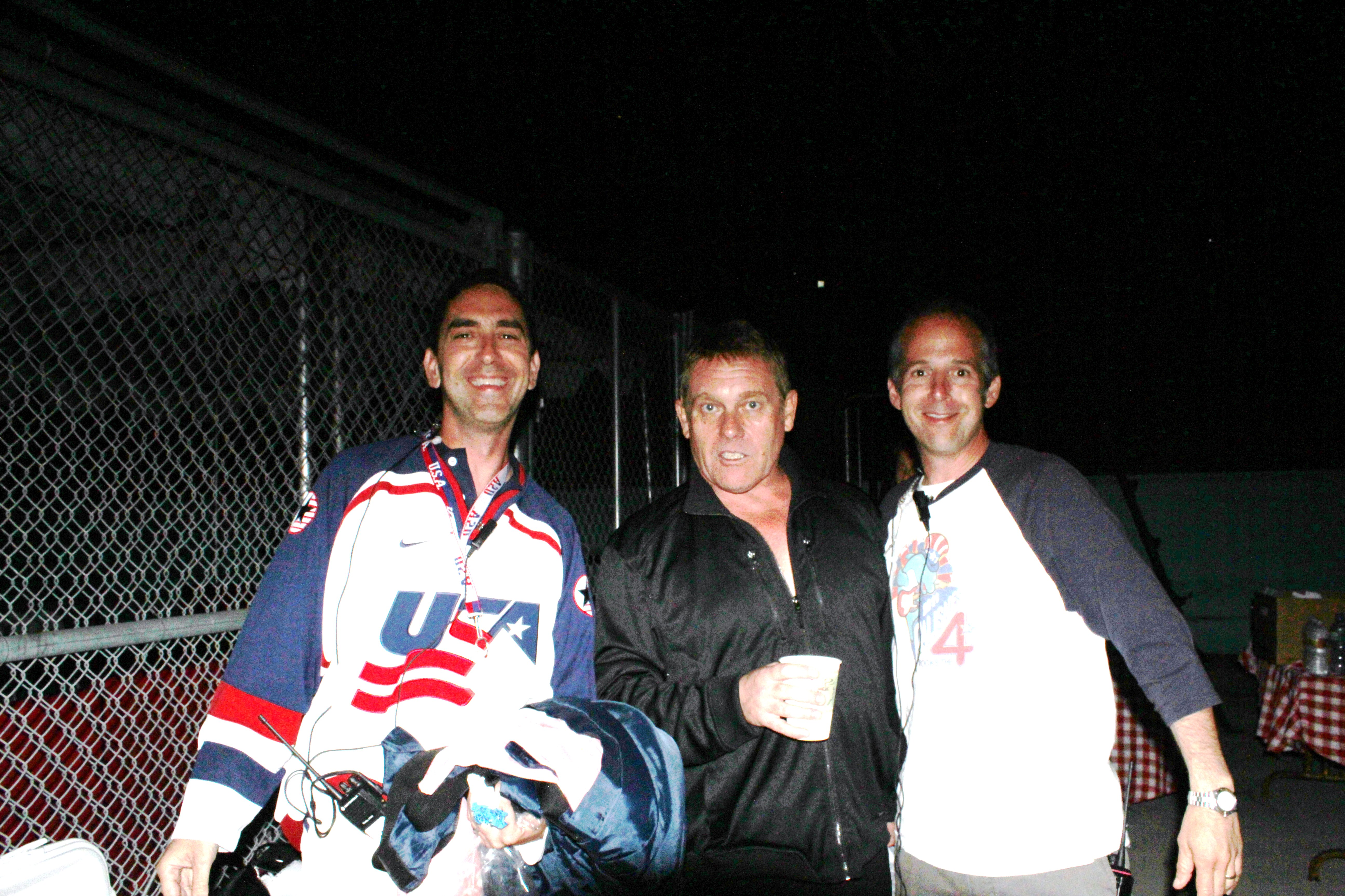 Rob Weber,, David Wakeling (English Beat), & Keith Turner (2011)