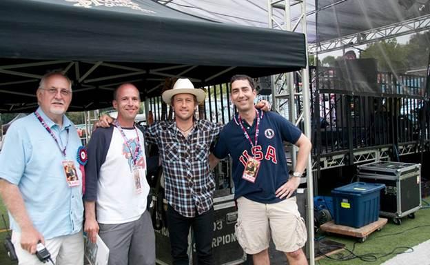Rich Wilken, Keith Turner,  Chris Shiflett & Rob Weber (2013)